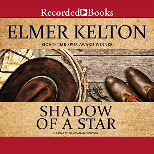 Shadow of a Star audiobook cover art