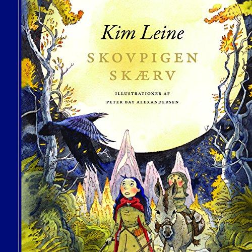 Skovpigen Skærv audiobook cover art