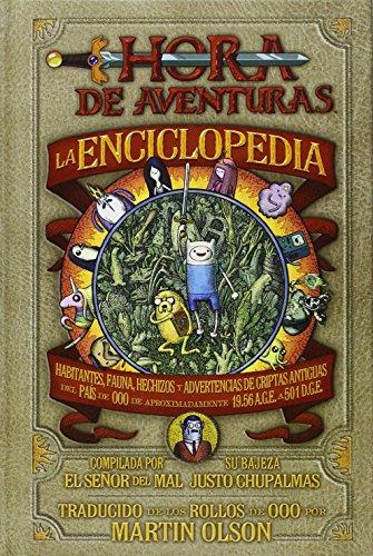 HORA DE AVENTURAS LA ENCICLOPEDIA DE (Comic Usa)