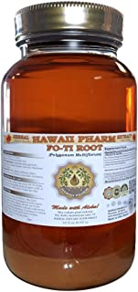 Fo-Ti Root (Polygonum multiflorum) Liquid Extract Tincture 32 oz