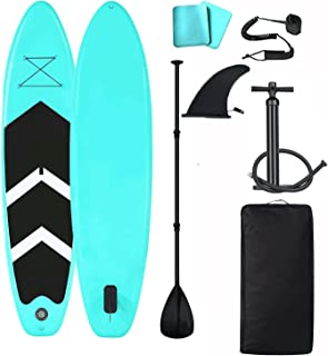 """Inflatable Paddle Boards - Stand Up Paddle Board for Adults and Kits 11'x30""""x6"""" with Paddle Board Accessories Including Ad..."""