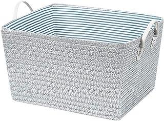 Simple Panier de Rangement, boîte de Rangement for Les vêtements, boîte de Rangement séparée for Armoire, étagère de Range...