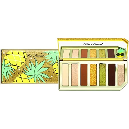 Too Faced Ladies Sparkling Pineapple Eyeshadow Palette Tf41045 Beauty