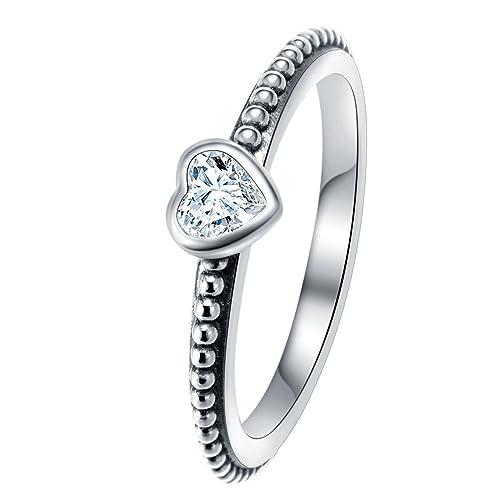 selezione premium 8a5e9 ea94b anelli pietre: Amazon.it