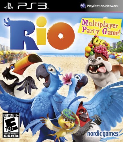 ps3 multiplayer games Rio - Playstation 3