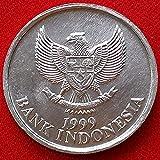 SHFGHJNM Colección de Monedas Colección de Monedas de la Moneda de la Moneda Indonesia 23mm
