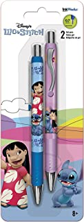 InkWorks Lilo and Stitch 2 Pack Gel Pens