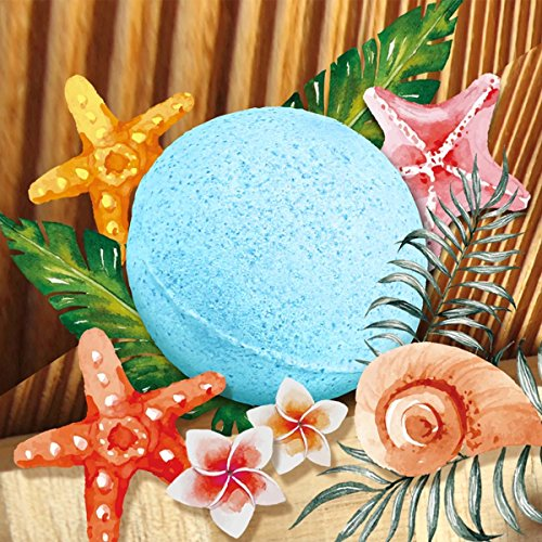 Bath Bombs Gift Set 8pack handwork made Fizzies, Shea & Coco Butter Dry Skin Moisturize, Perfect for Bubble & Spa Bath. Handmade Birthday Mothers day Gifts idea ForHer/Him, wife, gi