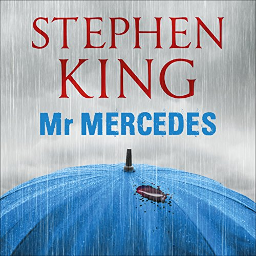 Mr Mercedes audiobook cover art