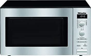 Miele M 6012 SC - Microondas (2300W, 220-240V, 50 Hz, 52 cm, 42,2 cm, 30,5 cm) Acero inoxidable