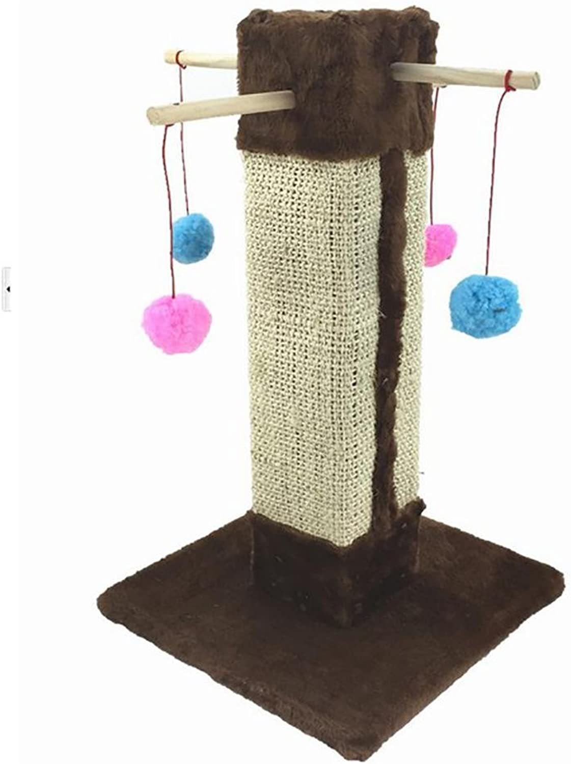 Myyxt Cat tree Sisal rope Column Jumping Standing Frame Cat Furniture