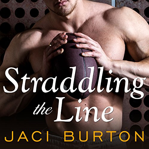 Straddling the Line audiobook cover art