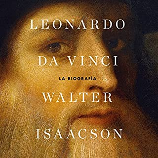 Leonardo da Vinci [Spanish Edition] audiobook cover art