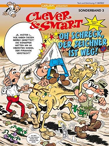 Clever und Smart Sonderband 3: Oh Schreck, der Zeichner ist weg! (3)