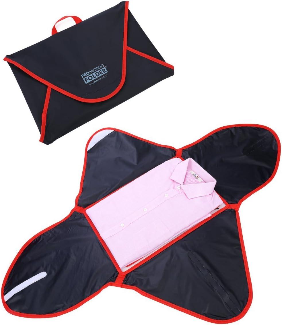 - 4347584698 PRO Packing Folder Gris Organiseur de Bagage Homme Aqua Grey