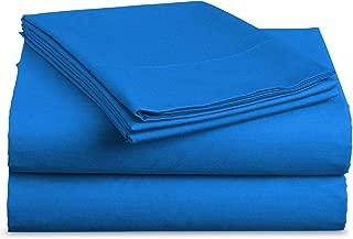 Best bright blue sheets queen Reviews