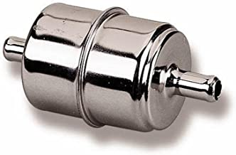 holley fuel filter in line