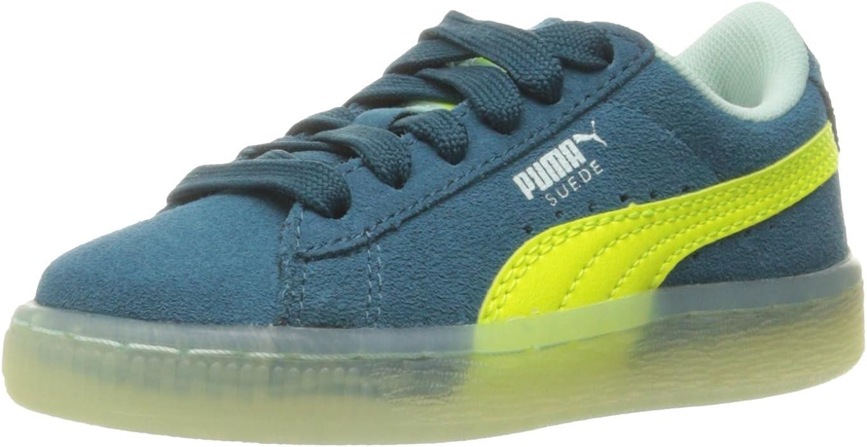 PUMA Suede LFS Iced Sneaker Kid Bombing new work Big Kids Max 86% OFF