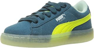 PUMA Suede LFS Iced Kids Sneaker (Big Kid)