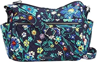 Vera Bradley Iconic Large On the Go in Moonlight Garden Signature Cotton