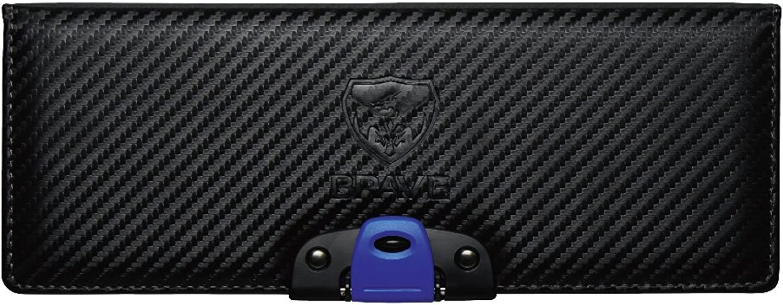 Sonic Sk-1067-Db Stifteetui, Karbon-Optik, Karbon-Optik, Karbon-Optik, Schwarz Blau B074PMD1BS | Erste Gruppe von Kunden  e4e21b