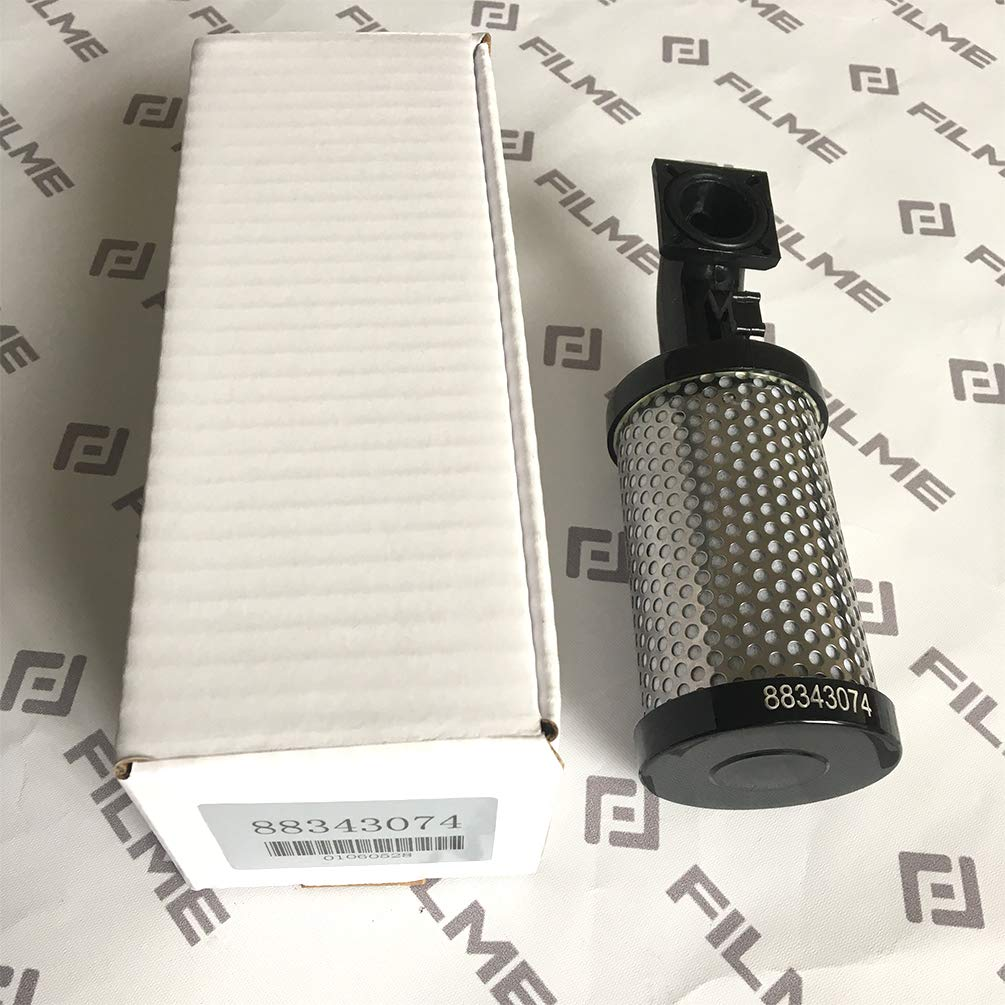 88342985 88343017 88343074 88343041 Pipeline Filter Element for Ingersoll-Rand Air Compressor Part GP HF AC DP 40 88343017
