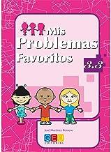 Mis problemas favoritos 3.3 / Editorial GEU / 3º Primaria / Mejora la resolución de problemas / Recomendado como repaso / Con actividades sencillas
