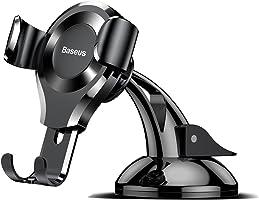 Baseus Osculum Teleskopik Araç İçi Telefon Tutucu, Siyah - SUYL-XP01