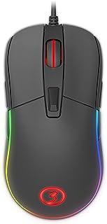 Ozone Neon X40 - OZNEONX40 - Ratón Gaming, 7200 DPI, RGB, Color Negro