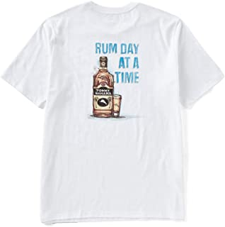Mens Rum Day at A Time Graphic T-Shirt