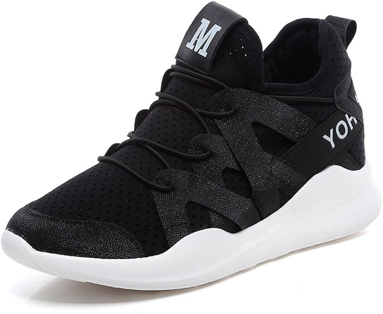 Xiaoyang Men's Women's Running shoes Athletic Mesh Non-Slip Fashion Lightweight Walking shoes Sports Sneakers