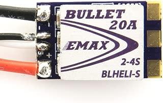 EMAX D-Shot Bullet Series 20A ESC(BLHELI_S) FPV Drone Racing