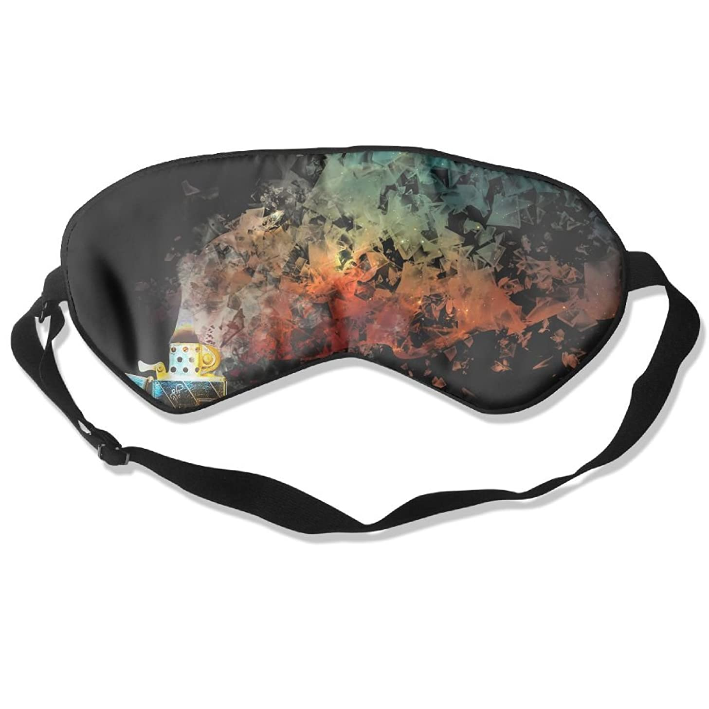 Goods Shops Mulberry Silk Sleeping Masks Lighter Eyepatch Eye Masks Adjustable Sleeping Eye Shade