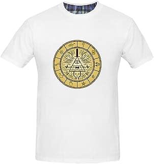 ZGHUA Mens Short Sleeve Summer T Shirt