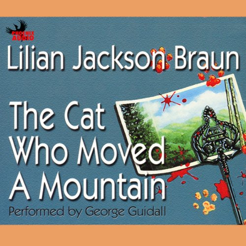 The Cat Who Moved a Mountain Titelbild