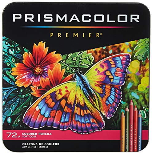 Prismacolor Premier Colored Pencils | Art Supplies for Drawing,...