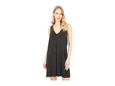 RVCA Low Def Dress (Washed Black) Women