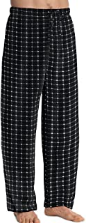 Hanes Men's ComfortSoft Cotton Printed Lounge Pants-b