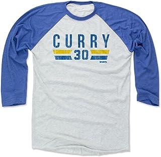 6dd7205f1334 500 LEVEL Steph Curry Baseball Tee Shirt - Golden State Basketball Raglan  Shirt - Steph Curry