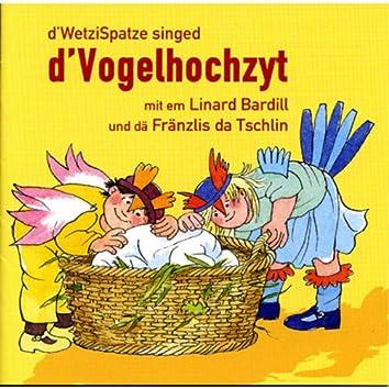 D'WetziSpatze singed d'Vogelhochzyt vom Rolf Zuckowski
