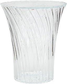 Kartell SPARKLE conteneur, cristal