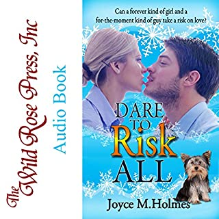Dare to Risk All audiobook cover art