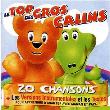 Le top des gros câlins (20 chansons + les versions instrumentales pour apprendre à chanter)