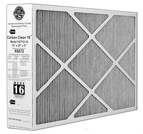 Lennox X6672 MERV 16 Filter - 16
