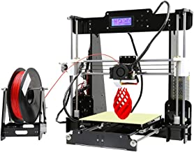 ANET A8 3D Printer,Desktop Acrylic LCD Screen Printer 220 x 220 x 240mm Compatible with Windows XP/7/8/10, Mac, Linux