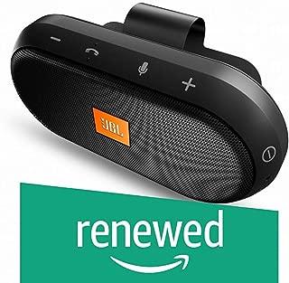 (Renewed) JBL TRIP - Portable Bluetooth Handfree Kit - Portable Communication and Music System
