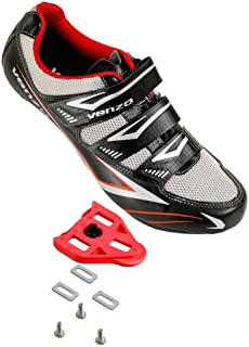 Bicycle Men's or Women's Road Cycling Riding Shoes - 3...