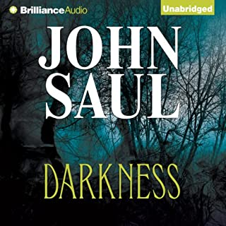 Darkness audiobook cover art