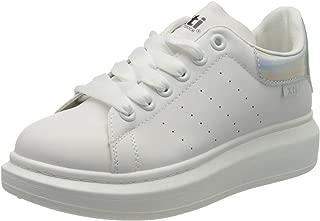 Silver Argento Sneakers Colore ele12 Scarpe Alte Grigio
