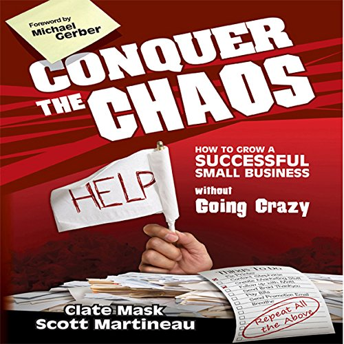 Conquer the Chaos audiobook cover art